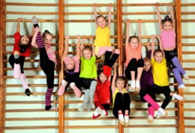 Gymnastique enfantine